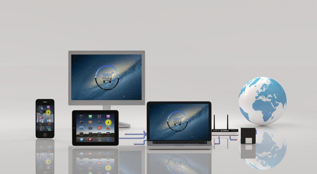 E-Commerce Web Designing